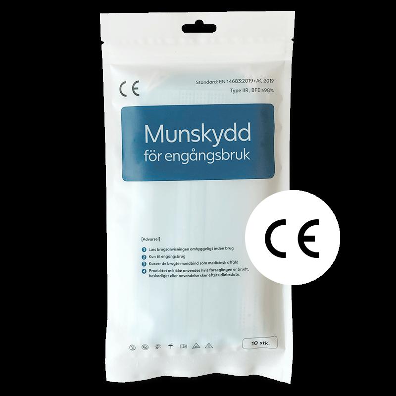 Munskydd Typ IIR